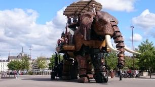 Machines de l'Ile, L'éléphant