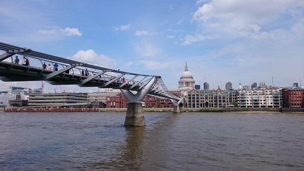 Millénium bridge