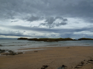 Plage de North Berwick
