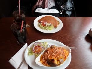 Repas typique d'Ecosse