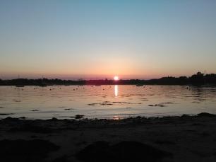 Coucher de soleil - Ile Tudy