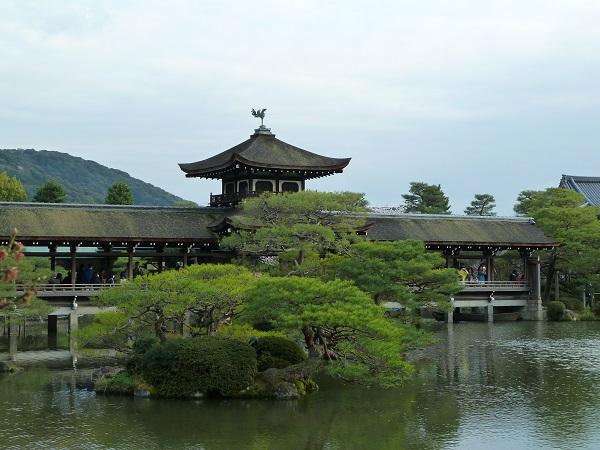 heian-jingu-parc