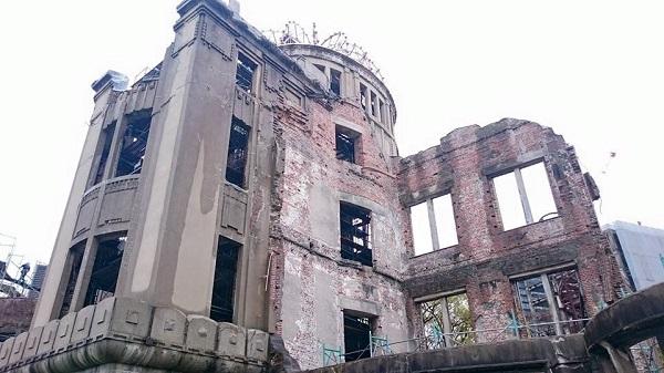 hiroshima-ruine