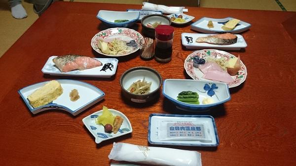 ryokan-petit-dejeuner