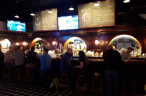 J J Foley's Irish Pub
