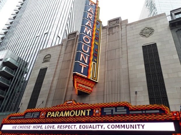 Cinema Paramount Boston