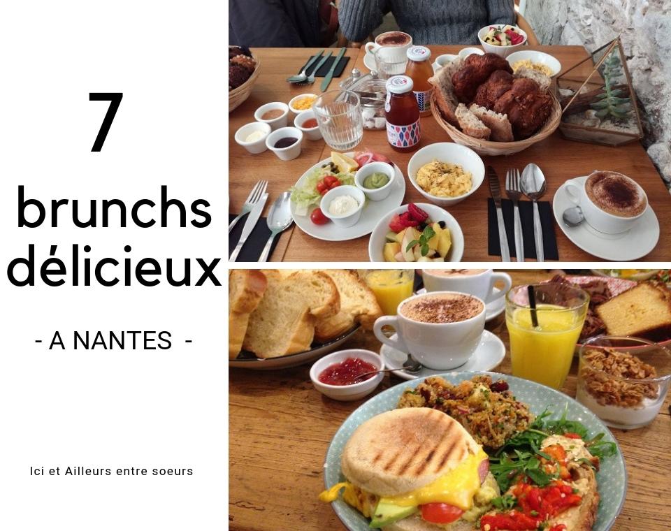 Où manger de délicieux brunchs à Nantes ?